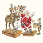 Decorating the Reindeer