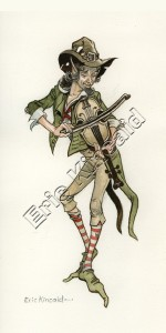 The Musical Elf