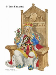 The King of Hearts